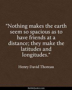 Henry David Thoreau Quotes | http://noblequotes.com/