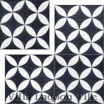 1000 Images About Black And White Cement Tile On