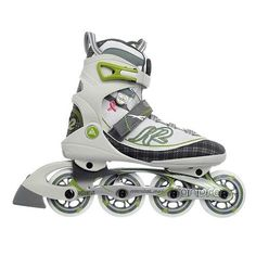 The Andra BOA Skates are designed for fitness and recreational inline skating. Incorporating BOA dialed in performance system, with the turn of dial, you can secure the proper fit. We were the first to use it on our Snowboard boots and now we bring the technology to our inline skates. With an 80mm wheel size and standard cuff height, it makes for a suportive fit for any level of inline skater. Beginner or entry-level inline skaters will enjoy the stabilty and controlled speed.