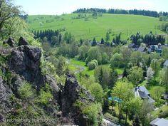 Osterzgebirge, Rechenberg-Holzhau