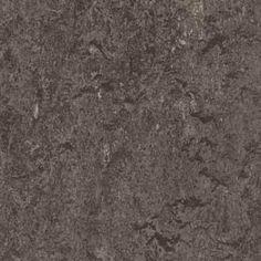 Marmoleum Decible Graphite for kitchen floor