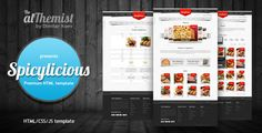 Shopping Spicylicious - HTML e-commerce themeyou will get best price offer lowest prices or diccount coupone