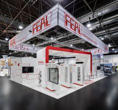 Feal Deutschland GmbH Referenzbeispiel zur Aluminium, Düsseldorf 158m²