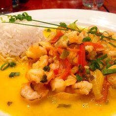DESEJANDO fortemente esta Moqueca de Camarão que o @jorgerestaurante esta servindo durante o Restaurante Week. É divina! by marolacomcarambola