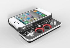 The Bladepad is an Awesome Physical Gamepad For the iPhone