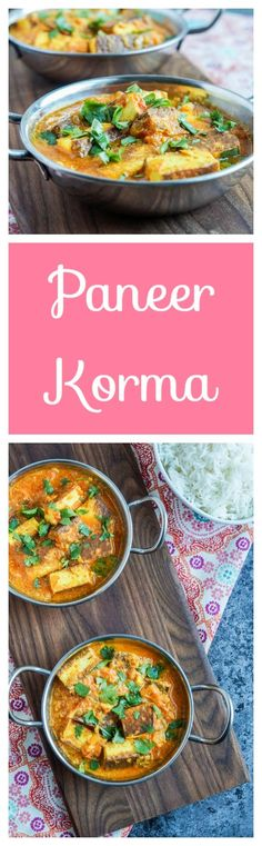 Paneer Korma #paneer #korma #india #indian #vegetarian #tomato #almond