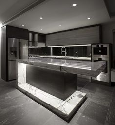 Ultra Modern kitchen Designs... https://www.pinterest.com/pin/560698222350055700/