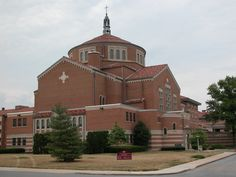 Would Like to visit....My confirmation name is after her....Basilica of the National Shrine of St. Elizabeth Ann Seton, Emmitsburg MD