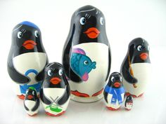 Cheeky Penguins