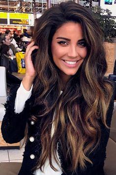 Such pretty hair