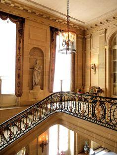 A private mansion, open for touring! So much to see in Paris! Nissim de Camondo Museum, 63 Rue de Monceau, Paris VIII