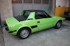 #Fiat #X1/9 #X #1/9 #1300
