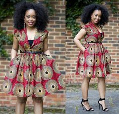 Nigerian fashion has grown andthere's no doubt that the Ankara fabric is here to stay as it represents Africa for our bold, diverse culture and lifestyle. The new fashion trends…