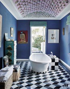 Over-the-Top (and Seriously Lust-Worthy) Bathrooms from Around the World