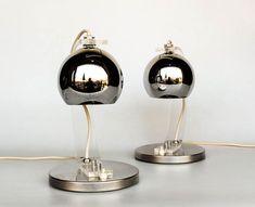 Meblo Guzzini lamps.
