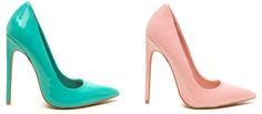 Spring Summer 2016 Shoe Picks | Totally Timeless Faux Patent Pumps | kyssmystyle.com