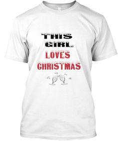 THIS GIRL LOVES CHRISTMAS