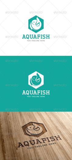 Aqua Fish Logo Template by Peregrino96 Logo Vector Resisable; Vector Vertical. Symbol resolution files; Some color variation vector; Any questions you may have, please