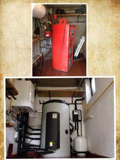 efficientamento energietico di una villa di 300mq prima e dopo l installazione. bollette totali luce gas prima 4.500€anno                                     dopo   1.850€anno tecnology is now.....