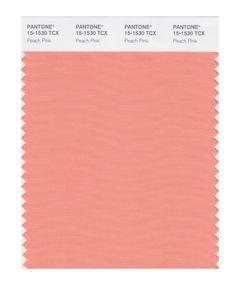 Pantone Smart Swatch 15-1530 Peach Pink