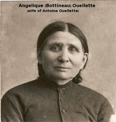 Angelique Bottineau Ouellette, Pierre Bottineau's niece