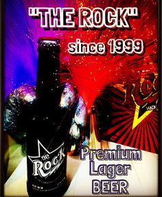 THE ROCKSTAR PREMIUM BEER