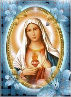 Oración para hablar con la virgen María muy milagrosa