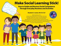 Raising Asperger's Kids: Book Review: Make Social Learning Stick