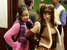 "You're an autumn. Be sure to color block in monochromes. | 21 Ways To Live Like Chelsea Daniels From ""That's So Raven"""