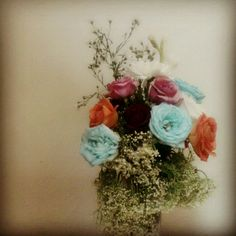 Graduation Flowers on 9 Feb'13