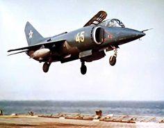 Soviet Yakovlev Yak-38