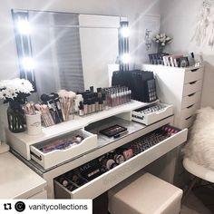 WEBSTA @ luxmakeuplight - ✨ Loving this setup! ✨#Repost @vanitycollections ・・・Playing around with my Lux Lights last night by @luxmakeuplight and I'm so impressed. .For such a long time now I've been looking for vanity lights that provide amazing lighting, are portable, light weight, can be used with my current mirrors and can run from a electrical point (no hardwiring required) and here I have them .Each light comes on a portable stand so they're perfect for the MUA on the move OR the...