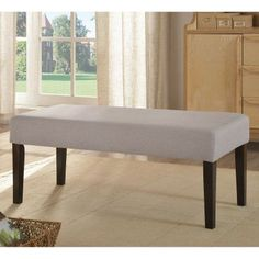 Coaster Furniture Bell Bedroom Bench Grey - 500283