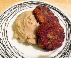 Mπιφτέκια Κινόα | Vegan & Νόστιμο Tandoori Chicken, Mashed Potatoes, Vegan Recipes, Lent, Vegetarian, Vegetables, Cooking, Ethnic Recipes, Food