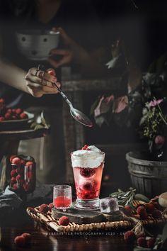 Dark Food Photography, Morning Mood, Food Is Fuel, Menu Design, Bern, Aesthetic Food, Barista, Drinking Tea, Street Food