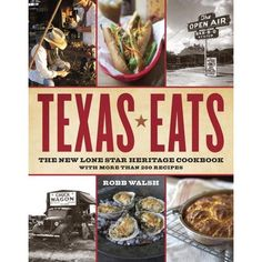 Who says cooking is for homebodies? Veteran Texas food writer Robb Walsh served as a judge at a chuck wagon cook-off, worked as a deckhan...