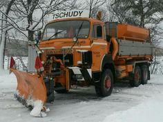 Heavy Duty Trucks, Snow Plow, Transporter, Classic Trucks, Transportation, Austria, Vehicles, Germany, Europe