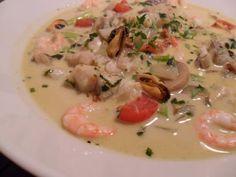 LCHF-bloggen: Italiensk fisk og skalldyrsuppe