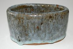 Conny Walther, bowl in stoneware, own studio Denmark. W: 15x9. H: 8 cm.