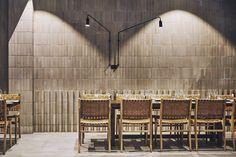 Antica Morphett Street Pizzeria in Adelaide by Genesin Studio. Antica Morphett Street is the new flagshi Perth, Brisbane, Melbourne, Australian Interior Design, Interior Design Awards, Australian Architecture, Interior Designing, Hospitality Design, Cafe Bar