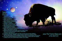 Native American Spirituality Quotes | Native American 12 steps, from research at the Smithsonian