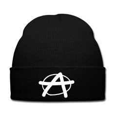 anarchie2 - Bonnet d'hiver