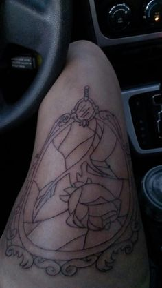 For King And Country Joel Tattoo