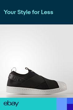 separation shoes 6422c fef6c adidas Superstar Slip-on Shoes Womens Adidas Superstar Slip On, Comfortable  Shoes, Slip