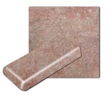 Rosso Bullnose Pool Coping