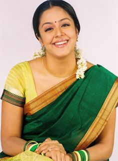 Actress Jyothika