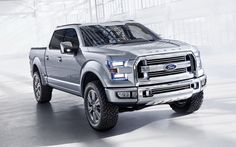 Ford retarderait le lancement de son F-150 2015 - Actualité - Le Guide de l'Auto