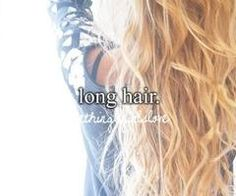 Can't wait for it to get to my hips! I love long hair❤
