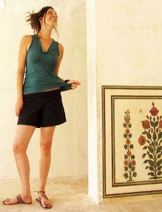 Gaia Conceptions - Hampi Shirt, $85.00 (http://www.gaiaconceptions.com/hampi-shirt/)