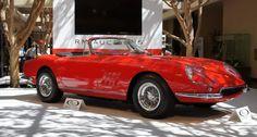 RM's N.A.R.T. Spider Ferrari sells for record $27.5m   Classic Driver Magazine